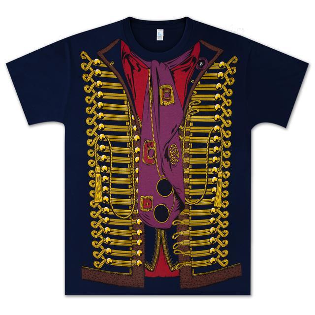 Jimi Hendrix Hendrix Jimi Jacket T-Shirt