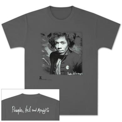 Jimi Hendrix: People, Hell & Angels T-Shirt