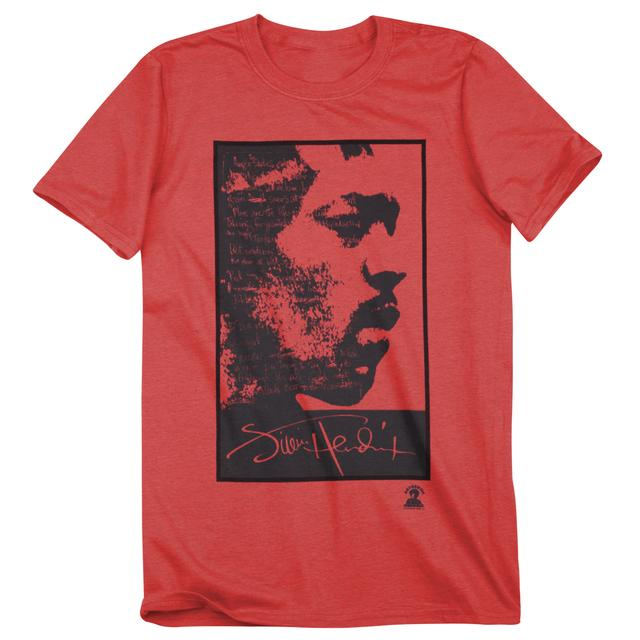 Jimi Hendrix Ask The Axis T-Shirt