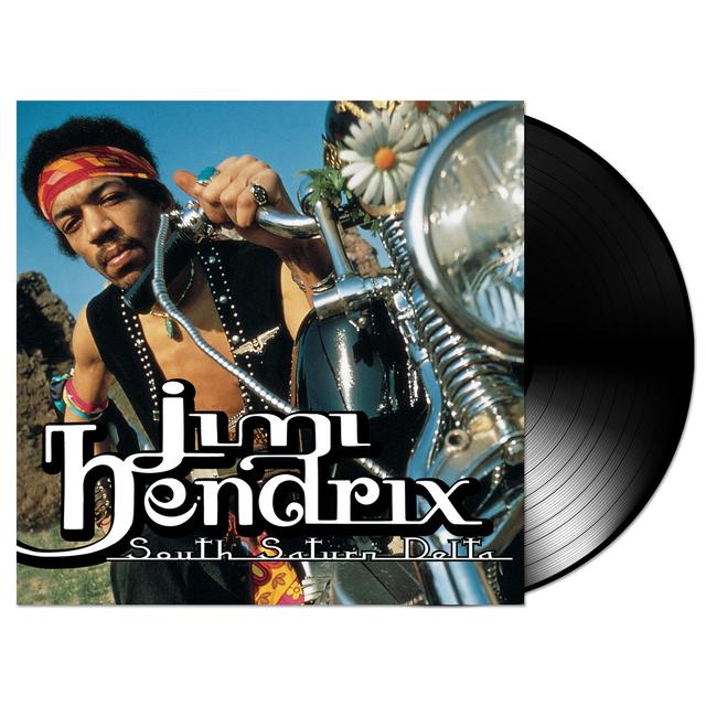 Jimi Hendrix: South Saturn Delta - 180g Vinyl (2011)