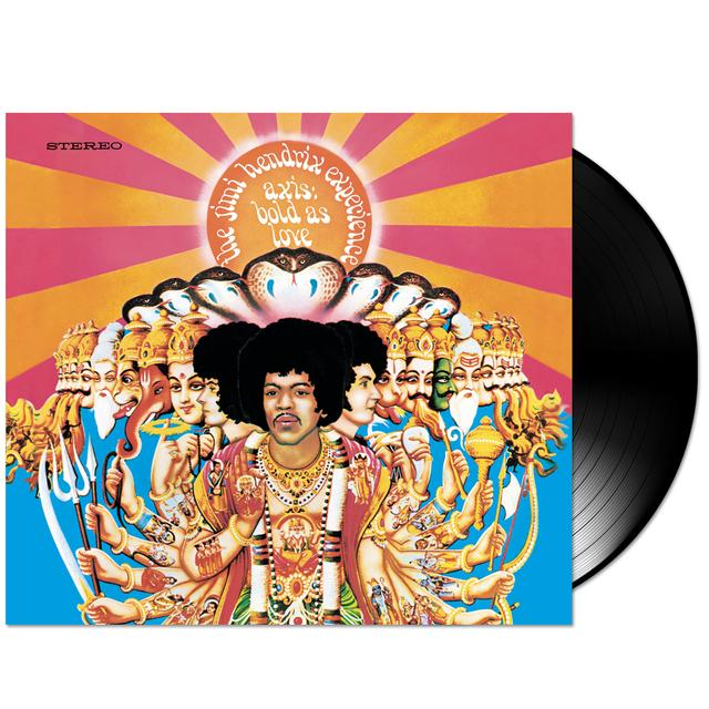 Jimi Hendrix - Axis: Bold as Love All Analog Vinyl (2010)
