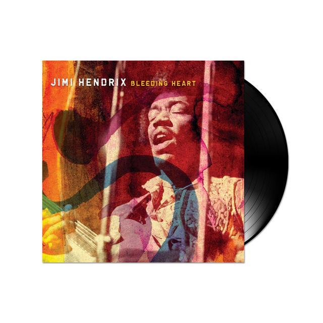 "Jimi Hendrix: Bleeding Heart 7"" Single"