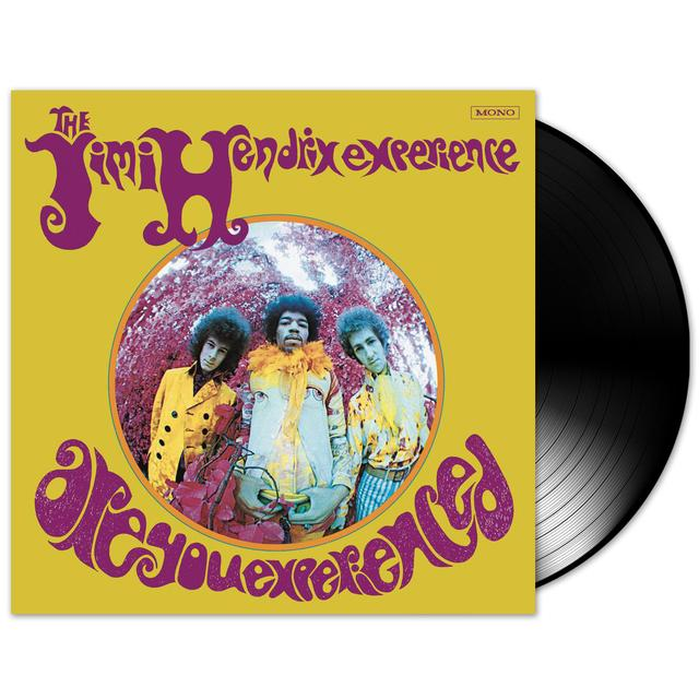Jimi Hendrix Are You Experienced (US Version) LP (Vinyl)