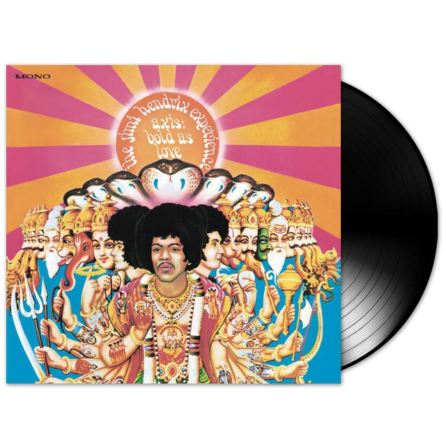 Jimi Hendrix Axis: Bold As Love LP (Vinyl)