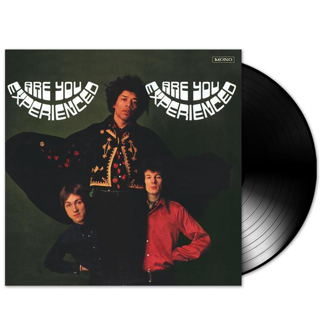 Jimi Hendrix: Are You Experienced (UK Version) LP (Vinyl)