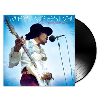 The Jimi Hendrix Experience: Miami Pop Festival LP (Vinyl)