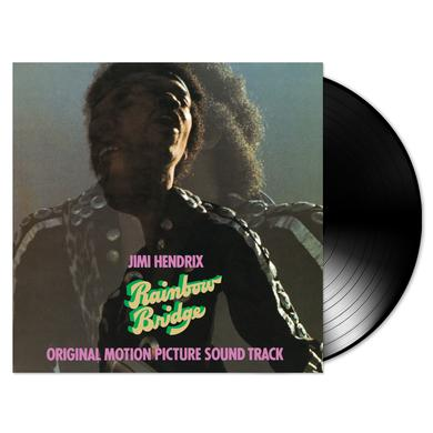 Jimi Hendrix Rainbow Bridge LP - Reissue (Vinyl)