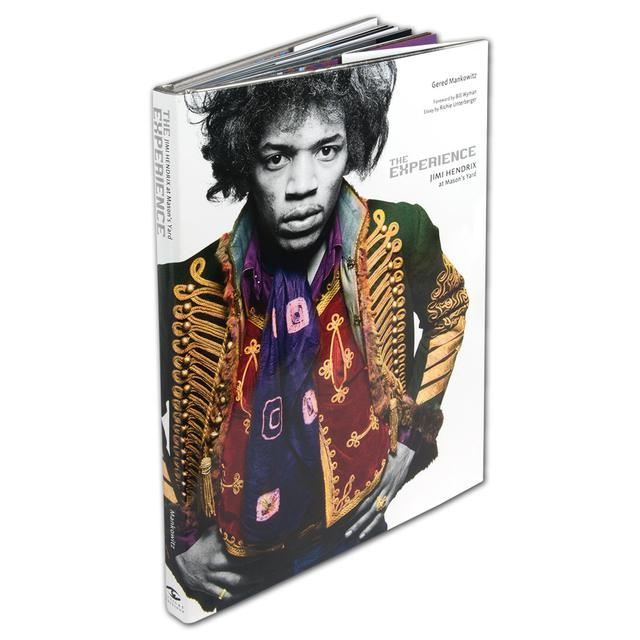 The Experience: Jimi Hendrix at Mason's Yard Book