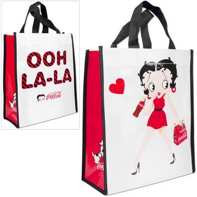 Betty Boop Coke Small Shopper Tote