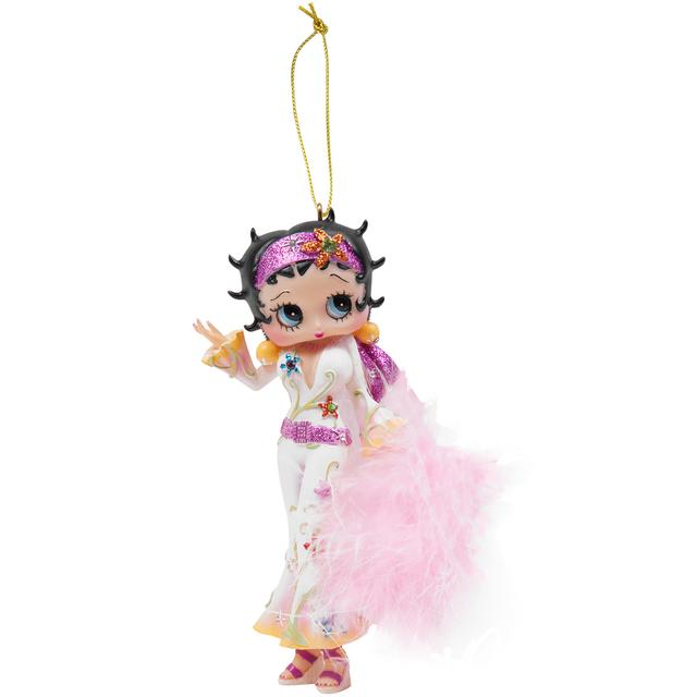Betty Boop Disco Diva Ornament