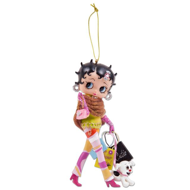 Betty Boop Too Cute Ornament