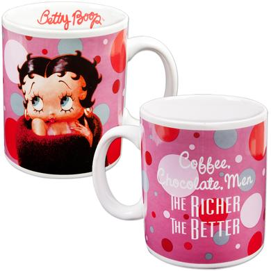 Betty Boop Coffee & Chocolate Mug