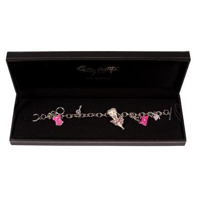 Betty Boop Cool Breeze Charm Bracelet