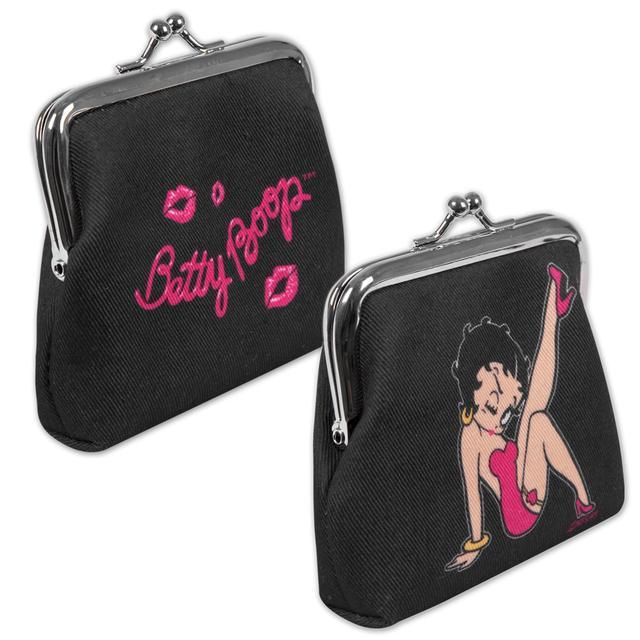 Betty Boop Leg Kick Coin Purse