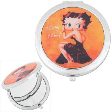 Betty Boop Black Dress Compact