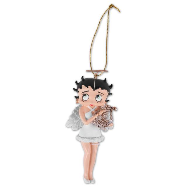 "Betty Boop 4.25"" Angel Ornament"