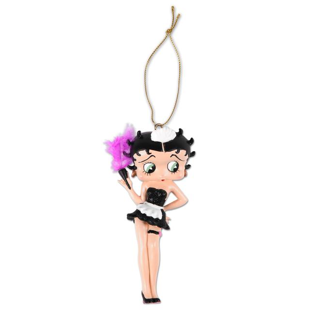 "Betty Boop 4.25"" French Maid Ornament"