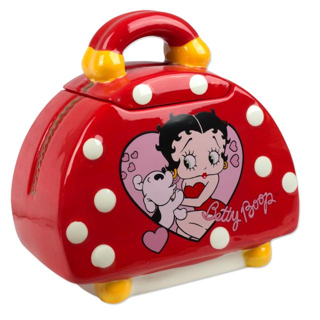 Betty Boop - Handbag Ceramic Cookie Jar