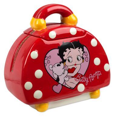 Betty Boop - Handbag Ceramic Cookie Jar