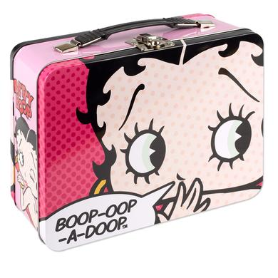 Betty Boop - Boop-Oop-A-Doop Tin Tote