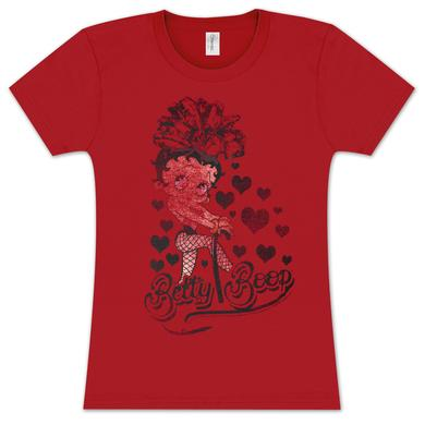 Betty Boop Chillin T-shirt