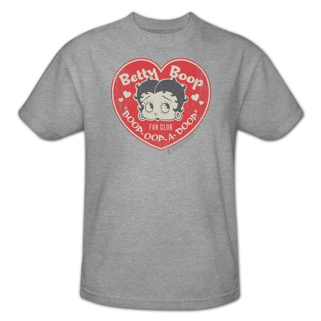 Betty Boop Fan Club T-shirt