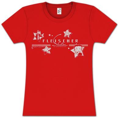 Betty Boop Fleischer Studios Ladies T-shirt
