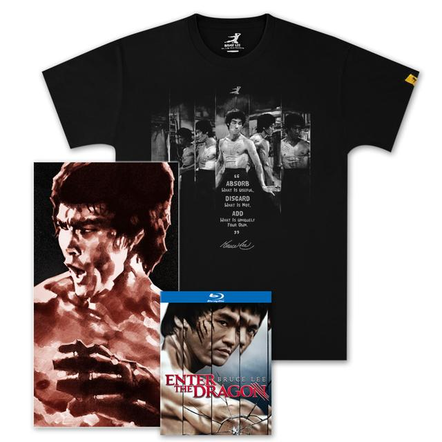 Bruce Lee Collector's Pack - LTD EDITION OF 500