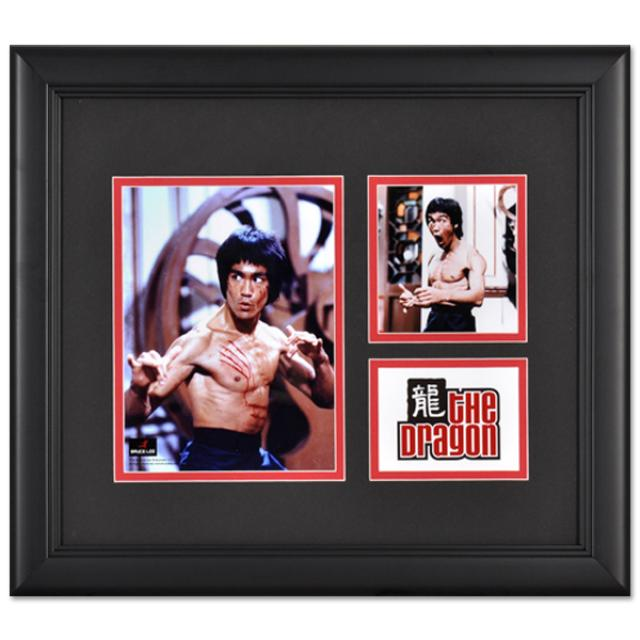 Bruce Lee Framed The Dragon #1 Presentation