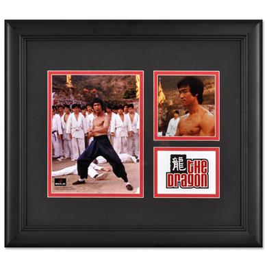 Bruce Lee Framed The Dragon #2 Presentation