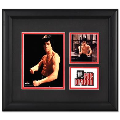 Bruce Lee Framed The Dragon #3 Presentation