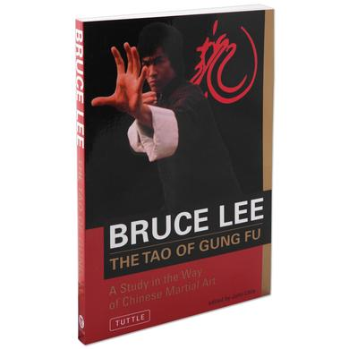 XL Bruce Lee The Tao of Gung Fu Book