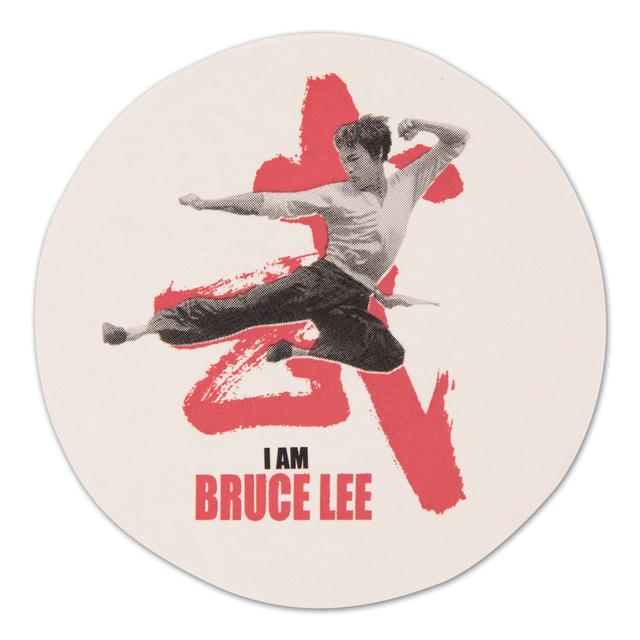 I Am Bruce Lee Set of 10 Coasters