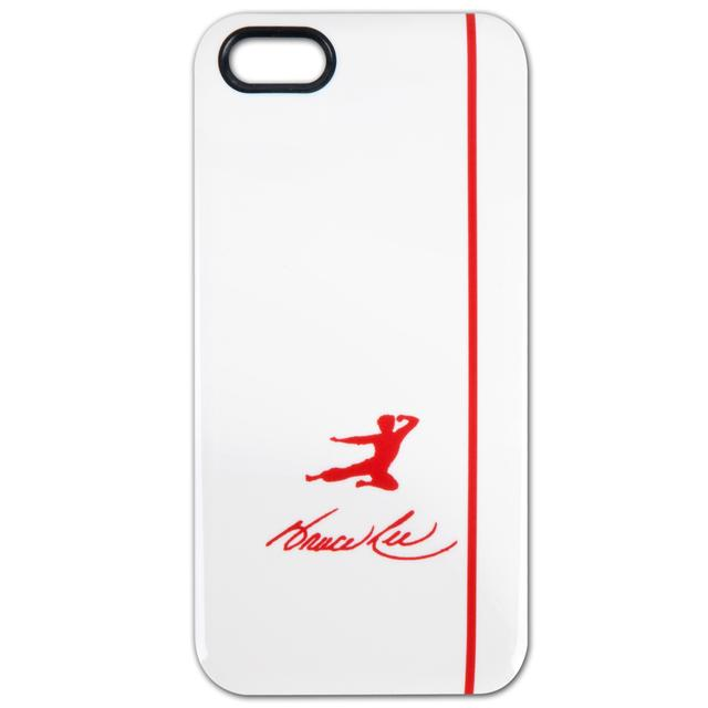 Bruce Lee Red Kick Logo iPhone 5/5S Case