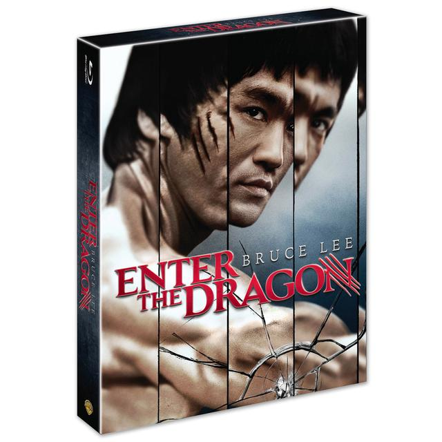 Bruce Lee Enter the Dragon 40th Anniversary Bluray