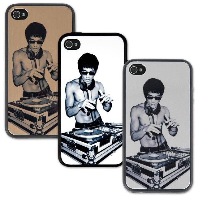 Bruce Lee Gung Fu Scratch iPhone 4/4S Case