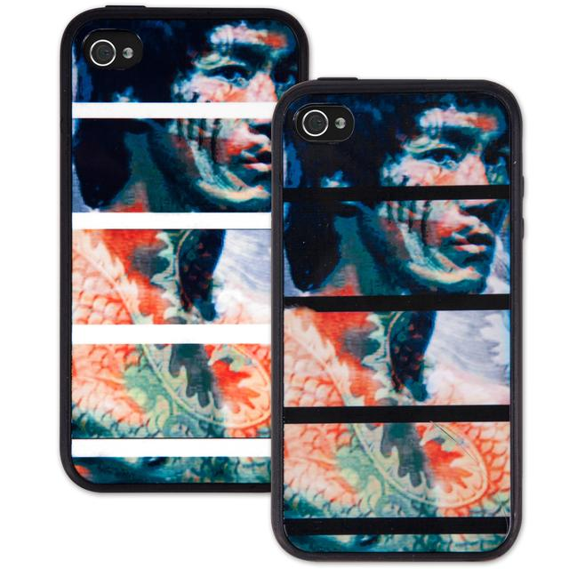 Bruce Lee Blocks iPhone 4/4S Case