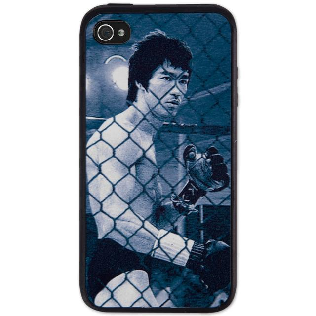 Bruce Lee There Is No Opponent iPhone 4/4S Case