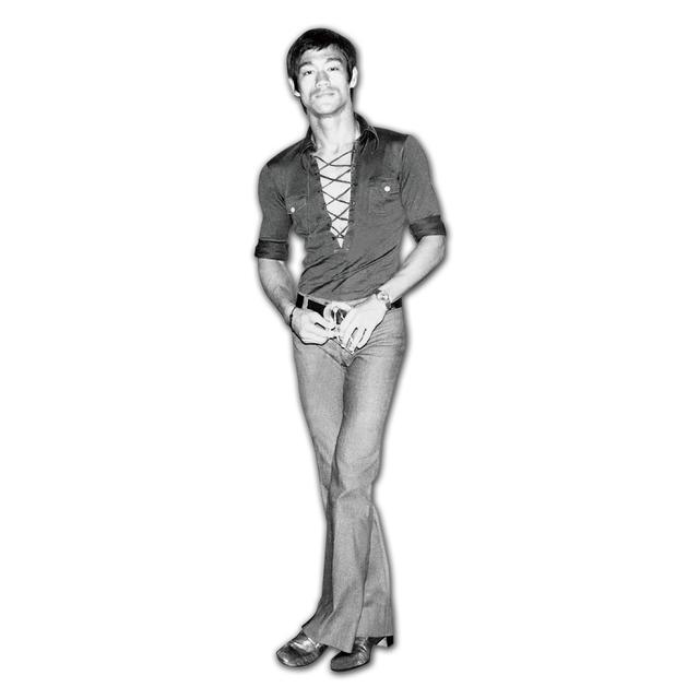 Bruce Lee Snap 66 70x26 Cardboard Standup