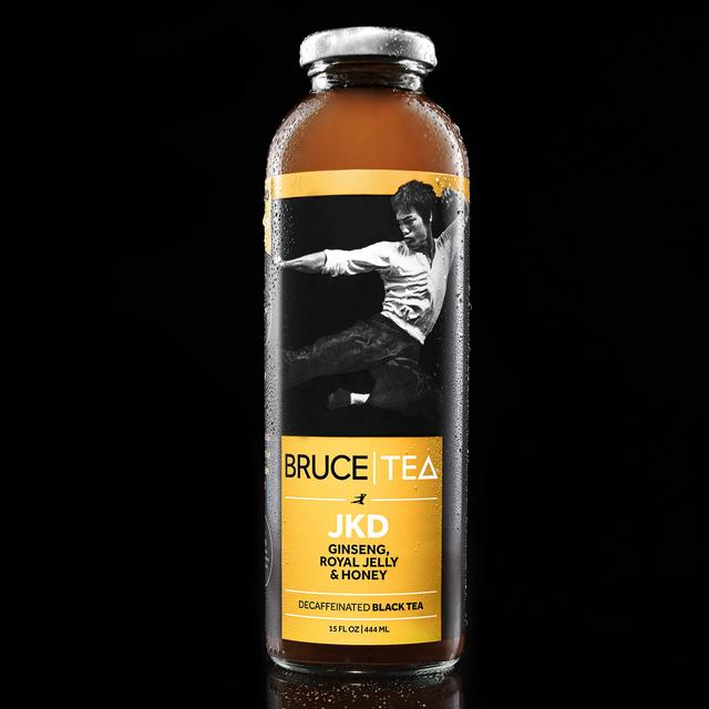 Bruce Lee Bruce Tea JKD Blend (12 Bottles)