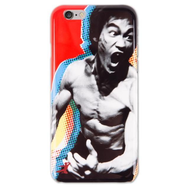Bruce Lee Punk iPhone 6 Case