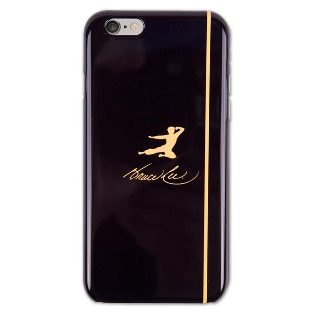 Bruce Lee Yellow Kick Logo iPhone 6 Case