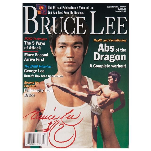 Bruce Lee – JFJKD Nucleus Magazine – December 1997