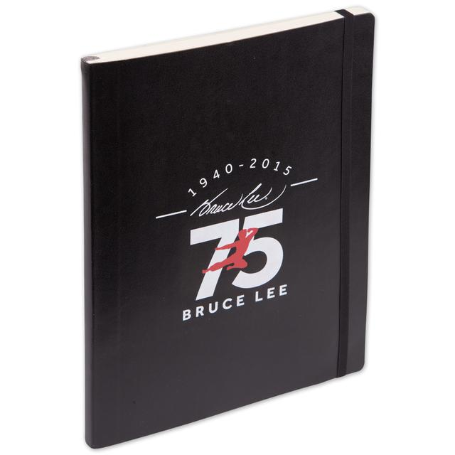 Bruce Lee LTD Ed. 75th Journal by Moleskine