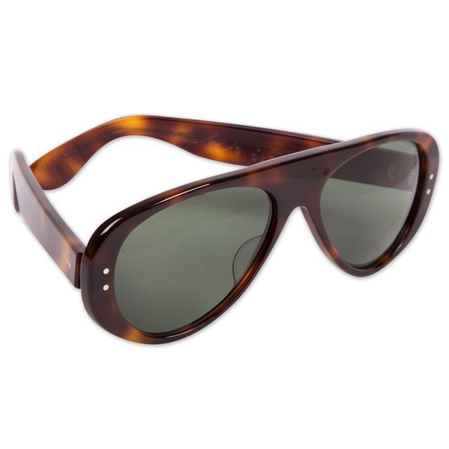 Bruce Lee Signature OTE Surfer Sunglasses - Tortoise Version w/ case