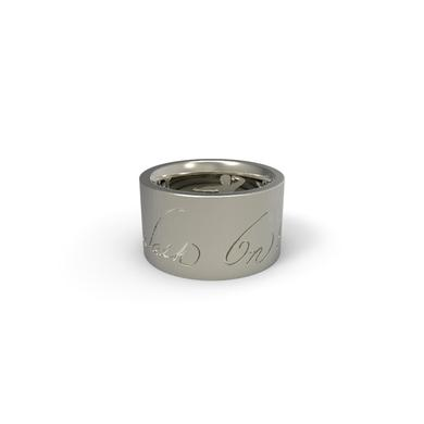 Bruce Lee Walk On! Men's Ring