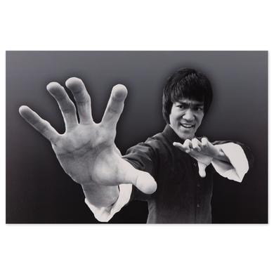 Bruce Lee Hands Wall Art