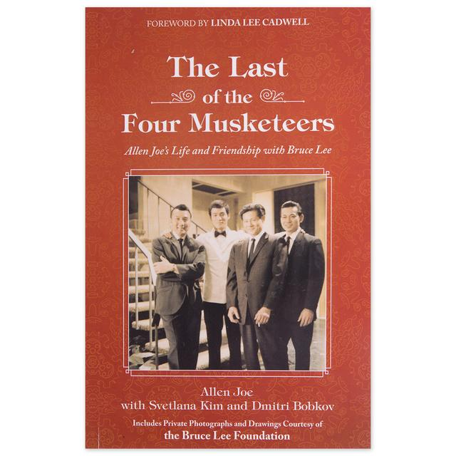 Bruce Lee The Last Of The Four Musketeers Paperback