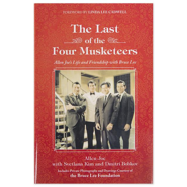 Bruce Lee The Last Of The Four Musketeers Hardback