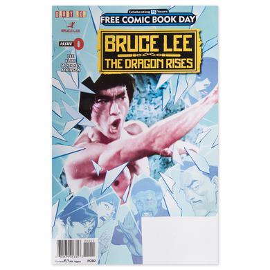 Bruce Lee The Dragon Rises: Promo Insert